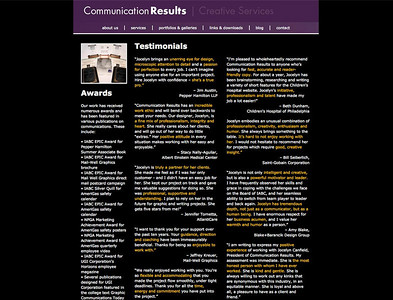 Communication Results Visit the site: www.communication-results.com