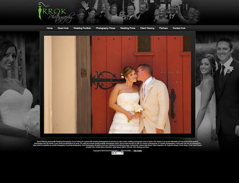 """<div class=""""siteDescription""""> <b>Irrok Photography</b> <p>Visit the site: <a href=""""http://www.irrok.com/"""" target=""""_blank"""">www.irrok.com</a></p> </div>"""