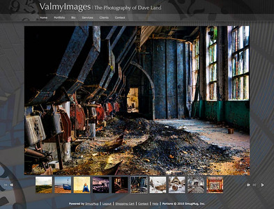 ValmyImages - The Photography of Dave Land Visit the site: valmyimages.com