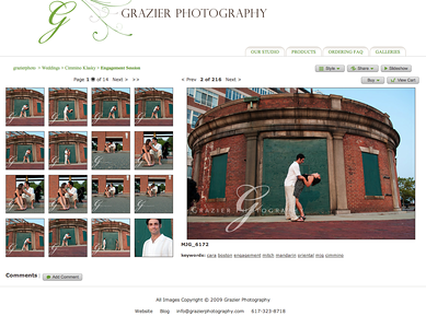 Visit the site... Grazier Photography