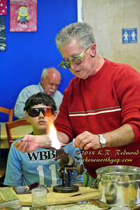 Glassblowing Demo