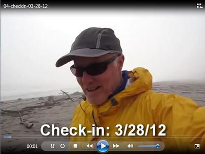 ToM Challenge check-ins