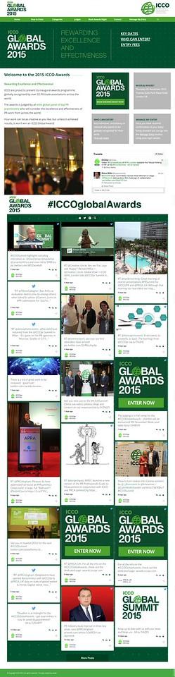 ICCO Global Awards