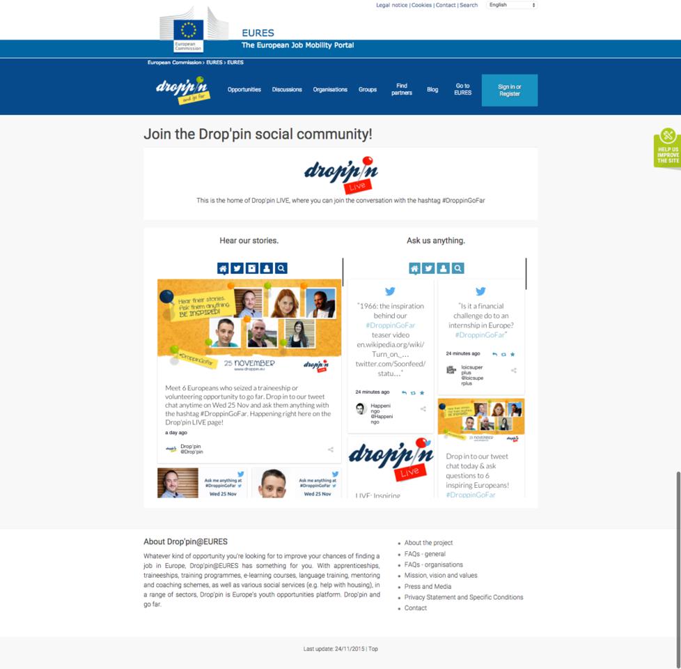 European Job Mobility Portal