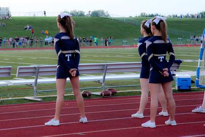 2014 Fall Cheer