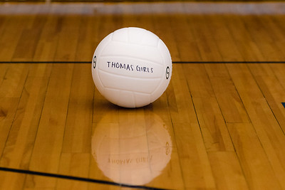 2016 Thomas Girls Volleyball
