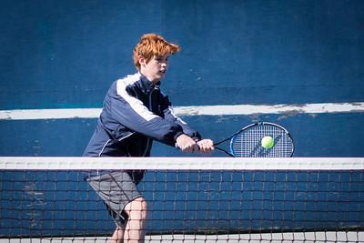 2016 Varsity Boys Tennis