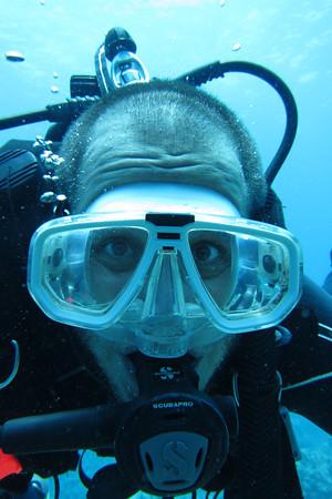 dive guide, David