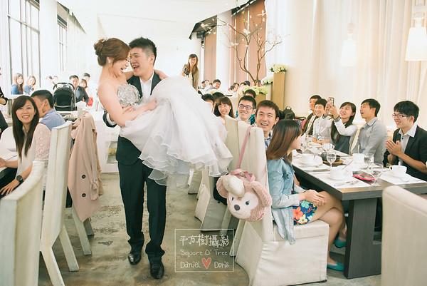 Daniel & Doris's wedding 平方樹攝影 http://www.square-o-tree.com/