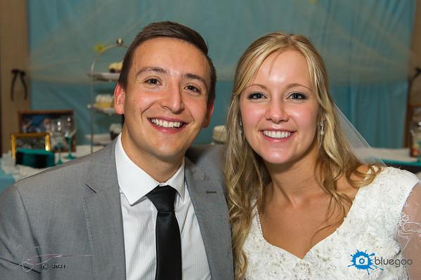 Josh and Amanda Reception 2016