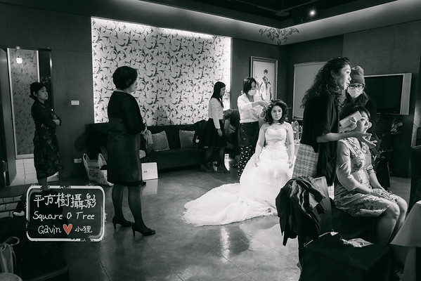 Gavin + Li 婚宴 by 平方樹攝影 more photos: http://www.square-o-tree.com/Commissioned/Llchun