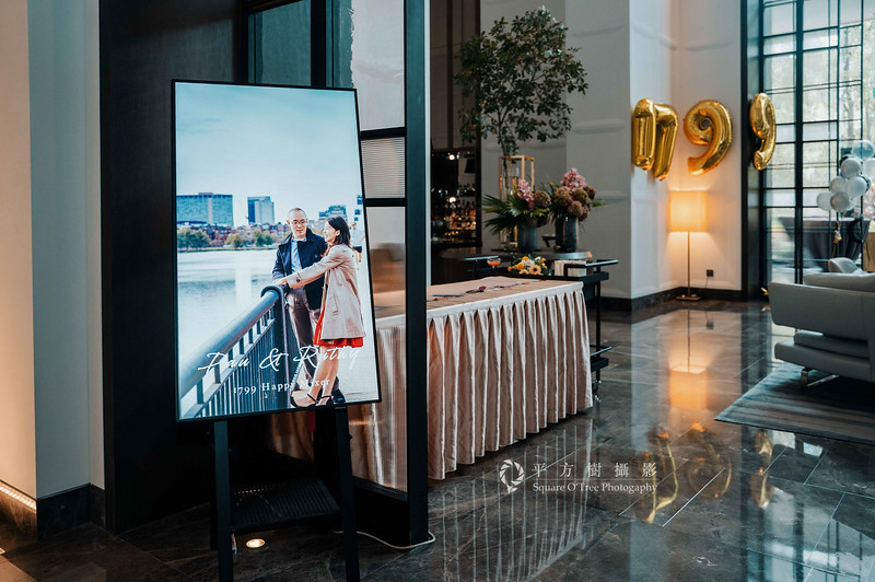 萬豪酒店婚攝 | 婚禮紀錄 (Lobby Lounge) by平方樹攝影 ▶   https://www.square-o-tree.com/Wed/PR Facebook 粉絲專頁 ▶    https://www.facebook.com/square.o.tree/