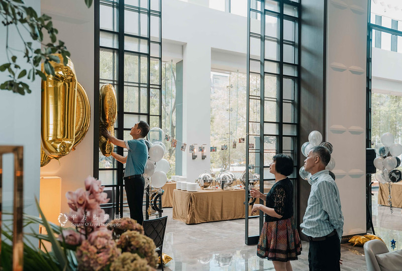 萬豪酒店婚攝 | 婚禮紀錄 (Lobby Lounge) by平方樹攝影 ▶    更多照片▶   https://www.square-o-tree.com/Wed/PR