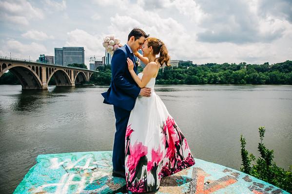 Ashley & Robert Wedding