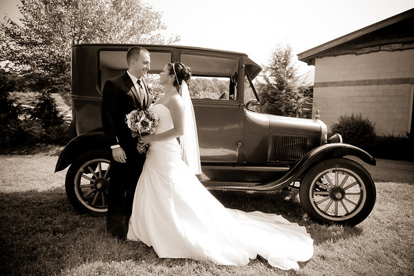 Chad & Maria's Wedding