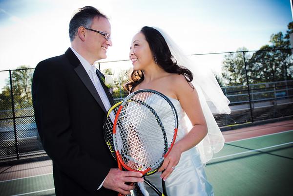 China & Howard Wedding