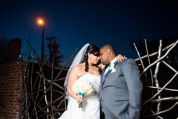 Danielle & TJ Wedding