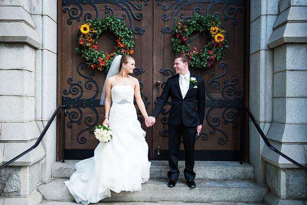 Gayle & Adam Wedding