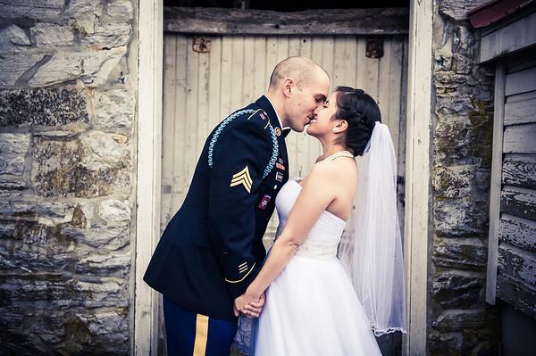 Jessica & Chris Wedding