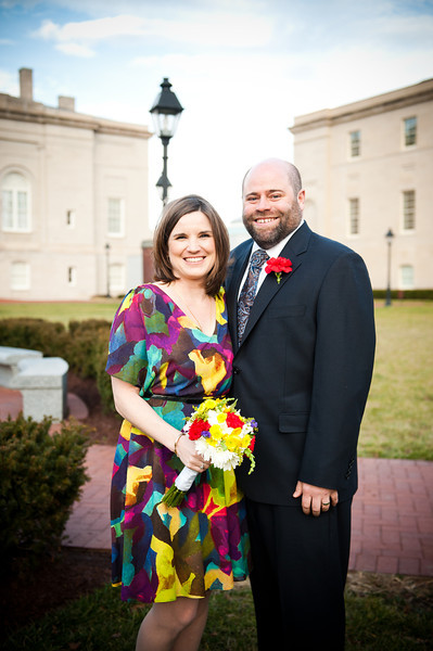 Kathleen & John Wedding