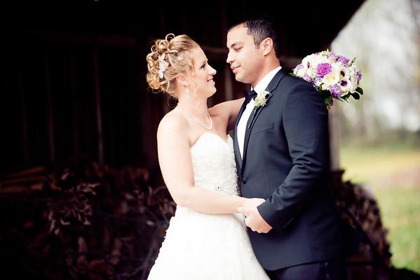 Katie & Amado Wedding