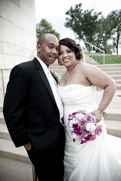 Lauren & Donald Wedding