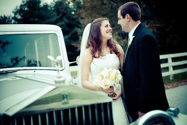Lisa & Rob Wedding
