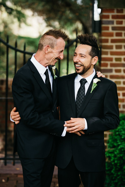 Luigi & Javier Wedding