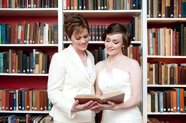 Sarah & Tammy's Wedding