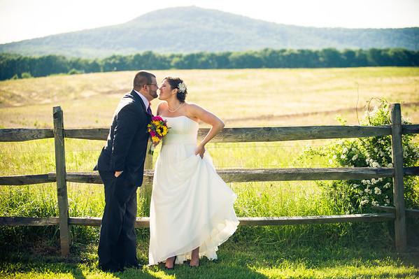 Sharon & Mike Wedding