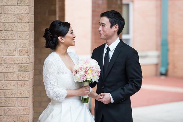 Sue and Drew Wedding