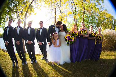 Wedding Aaron and Katlyn