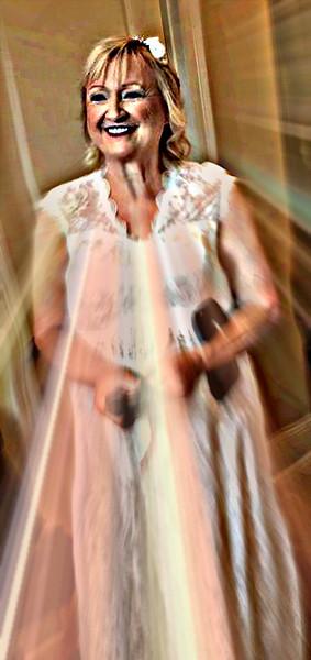 radiant bride