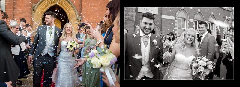 Charlotte & Matt Stanbrook Abbey Wedding