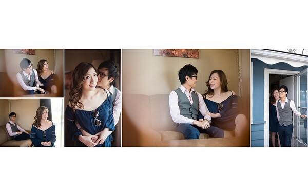 Angel & Vincent Engagement Album