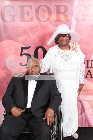 Mr & Mrs. Leroy Benton 50th