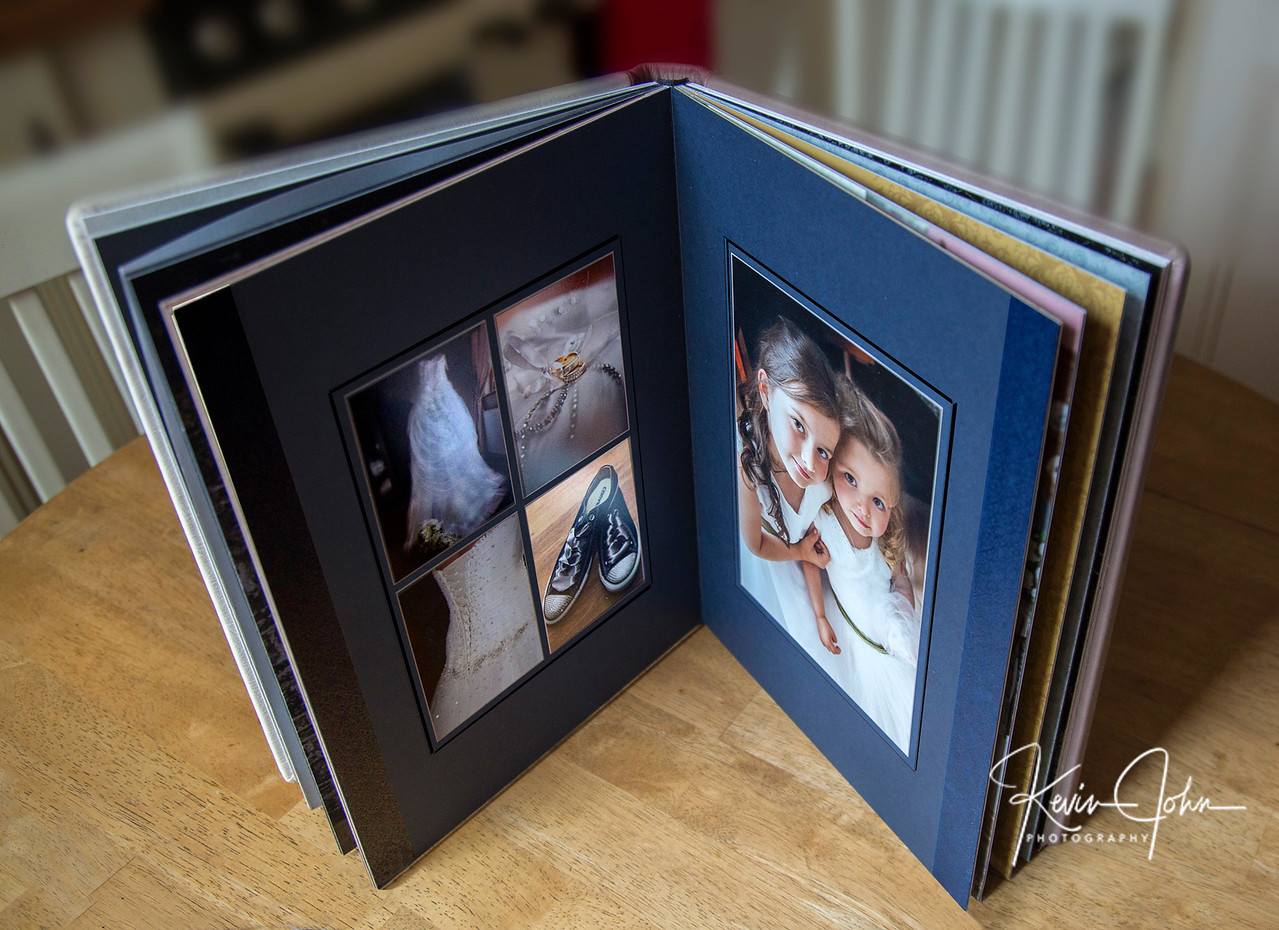 Our Italian Beautiful Matted Album