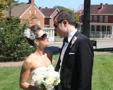 Wedding - Benson - Richardson (Chantel - Jonathan) - 2012 (April 21, 2012) Ceremony