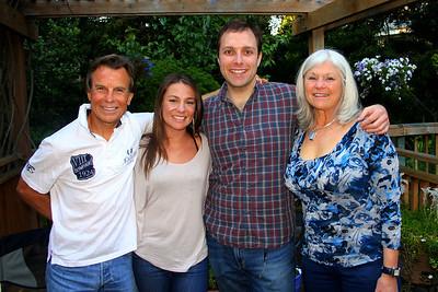 Wedding - Chantel and Jonathan - Benson Family Dinner - 2012 (April 19, 2012)