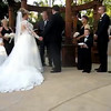 Video of the Wedding Ceremony (slight disruption when camera stopped for a few seconds)