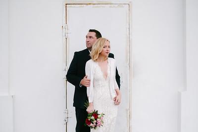 Wedding April + Kyle