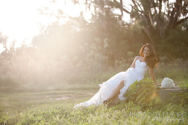 Andrea Barnhill Bridal Shoot