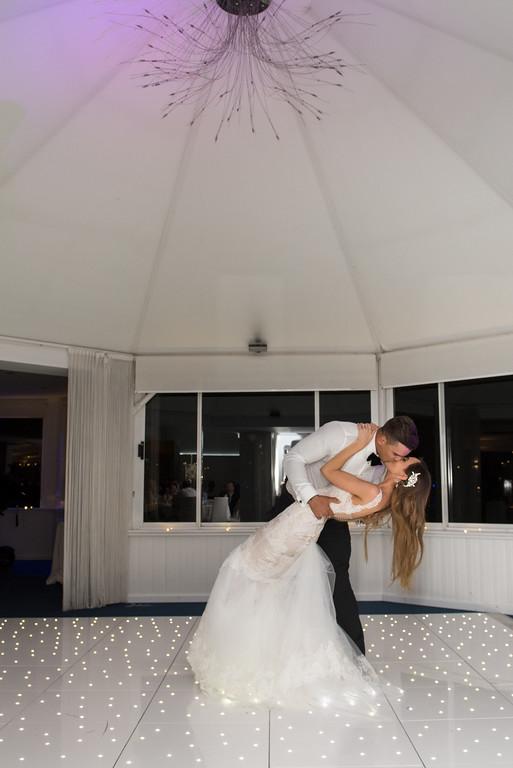 Biljana and Mladen Wedding 1087