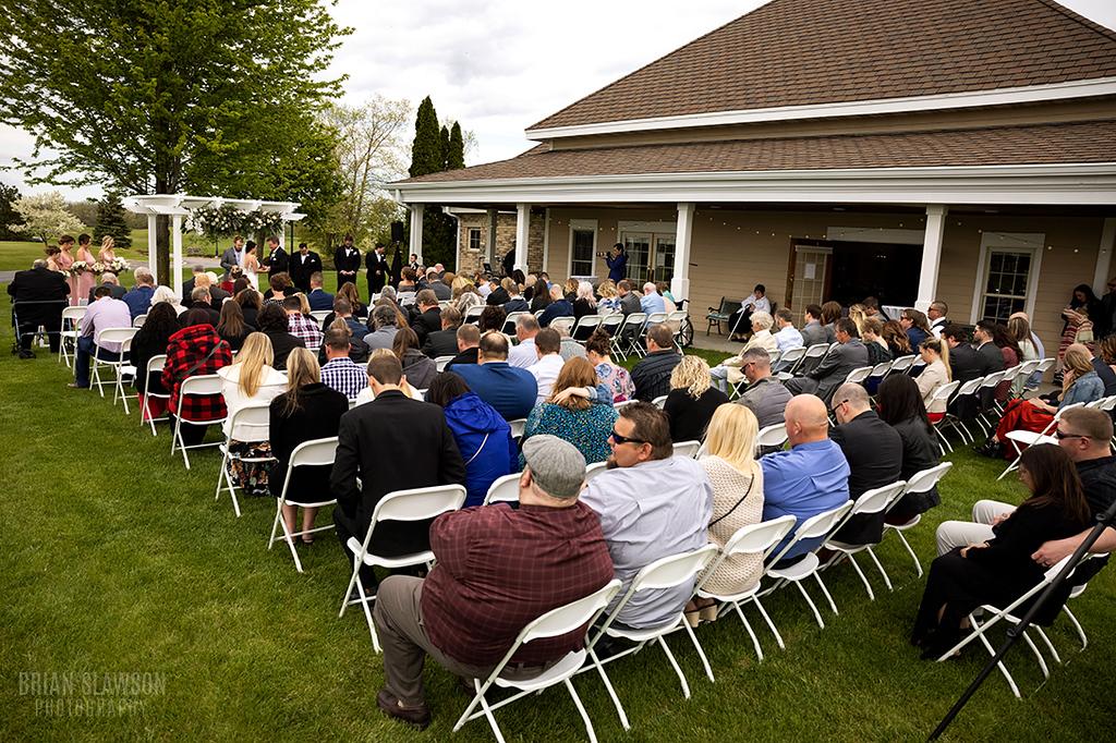 broadlands golf club wedding