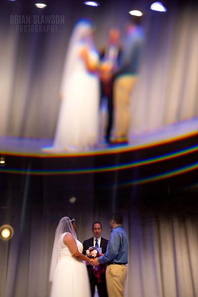 Oak Creek Assembly of God Wedding