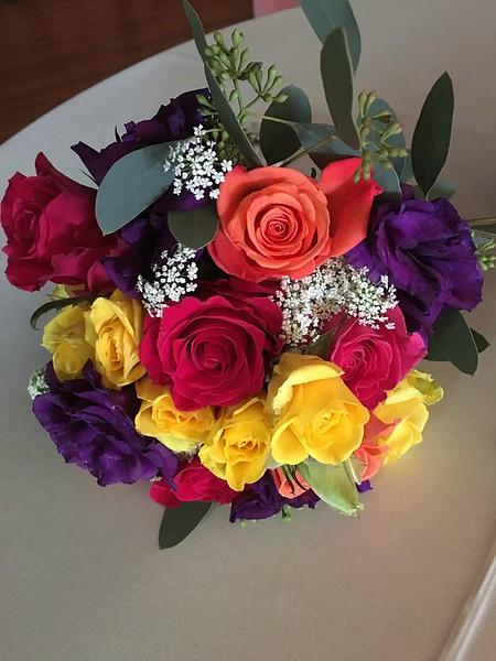 Mexican fiesta bouquets- $55-$60
