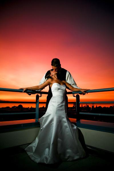 Gina & Brett - Wedding Box