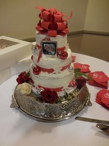 cake flowers $10