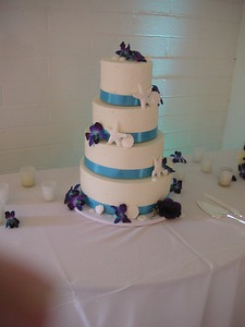 Cake flowers $20