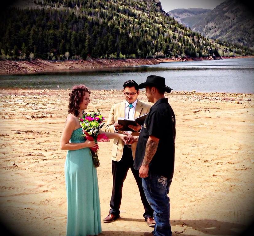 Moon Lake Wedding